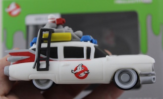 Titans Vinyl Figures Ghostbusters Ecto-1