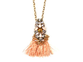 Mallory Necklace Gold
