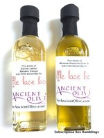 The Ancient Olive Gourmet & Balsamic Vinegar Set