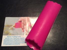 Garlic Peeling Tube