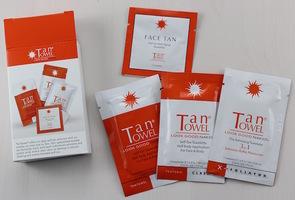 Tan Towel Variety Box
