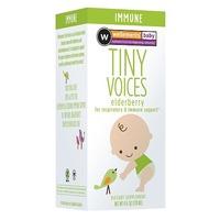 Wellements Tiny Voices Respiratory & Immune Support Elderberry