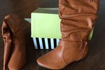 Chase & Chloe Boots Size 8