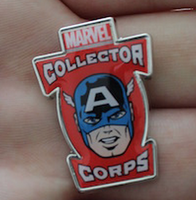Marvel Collector Corps Pin