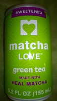Matcha Love Sweetened - Green tea