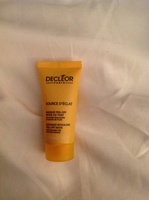 Decleor sourced 'éclat radiance peel off mask