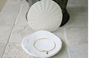 Jewelry Dish by Stuck in the Mud Pottery