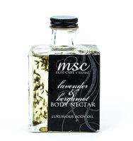 MSC Skincare Lavender & Bergamot Body Nectar