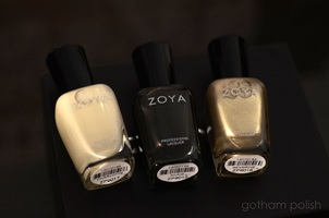 Zoya Peter Som mini trio