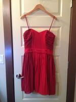 ModCloth Geode Red Dress