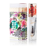 Teeez Head Over Heels Nail Lacquer - Top Coat