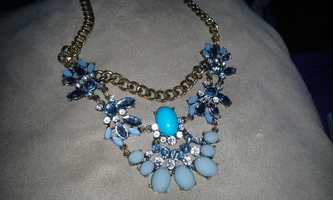 JM necklace