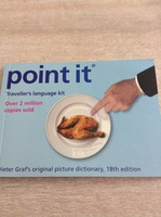 Point It - Traveller's language kit