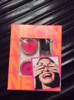 Neon Nail Dips Julep