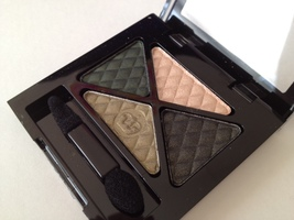 Rimmel Glam'eyes Quad Eye Shadow in 'Green Sapphire'