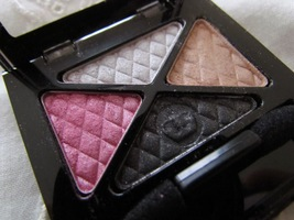 Rimmel Glam'eyes Quad Eye Shadow - Sweet Smoulder