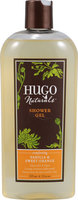 Hugo Naturals Shower Gel Comforting Vanilla & Sweet Orange