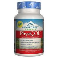 RidgeCrest Herbals PhysiQOL