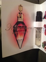 "Katy Perry ""Killer Queen"" Fragrance Sample"