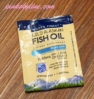 Wiley's Finest Wild Alaskan Fish Oil