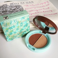 So Susan Light Diffuser Illuminator & Bronzer Duo in Cocoa Dust