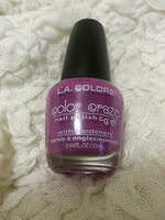 L.A. Colors Color Craze with Hardeners