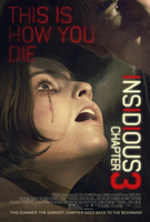 Insidious 3 Poster This Is How You Die