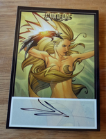 Witchblade Millenium Trading Card Autographed Limited Edition