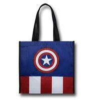 Captain America Large Shopper Tote