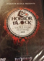 Horror Block 2015 Short Film Festival DVD