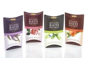 Botanic Bath Infusion Bath Salts - Lost in Lavender