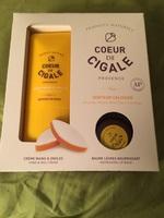Coeur de Cigale hand and nail cream