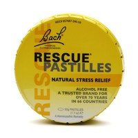 Bach Rescue Pastilles Lemon Flavor
