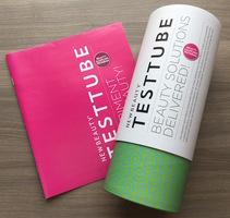 New Beauty Test Tube - Tube Only