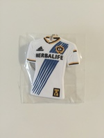 LA Galaxy Jersey Key Chain