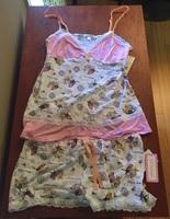 PJ Salvage Tank and Short Pajama Set