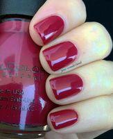 Sinful Colors polish in Aubergine