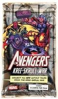 Avengers Kree-Skrull War Trading Card Pack