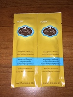 Hask Argan Oil Repairing Shampoo & Conditioner