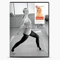 Barre3 Standing Slim Workout DVD (& online program)