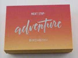 Birchbox June 2015 (Just the box)