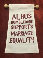 Albus Dumbledore banner