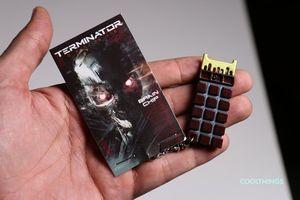 Terminator Genisys Brain Chip Keychain