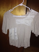 Monteau top small
