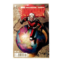 Marvel Collector Corps Ant-Man Comic #005 Variant Edition