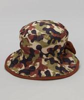 Baby Banz Reversible Sun Hat in Camo/Dark Brown