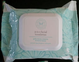 Honest 3-in-1 Facial Towelettes- 30ct.
