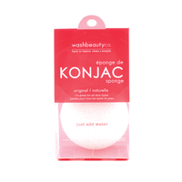 Wash Beauty Original Konjac Sponge