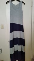 Hem & Thread Colorblock Maxi Dress