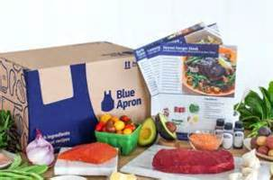 $20 off Blue Apron box